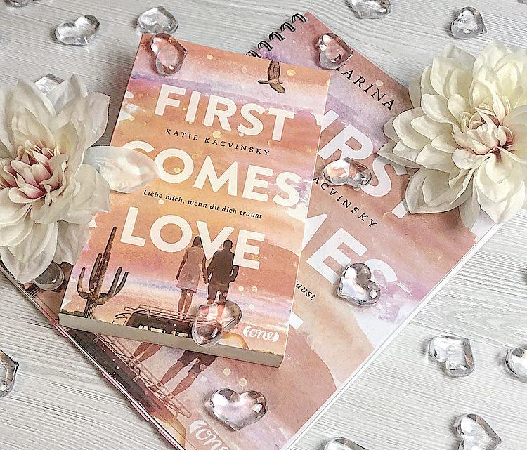 First Comes Love – Liebe mich, wenn du dich traust